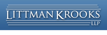 Contact Amy E. Halpert | Littman Krooks, LLP